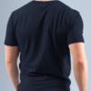 Total Blue t-shirt uomo